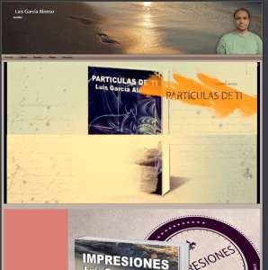 Web de autor Portada Luis Garc  a Alonso 298x300