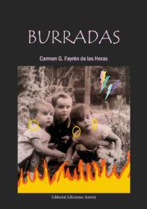 burradas BURRADAS. Carmen Gómez-Fayrén de las Heras 0PortadaBurradas 211x300