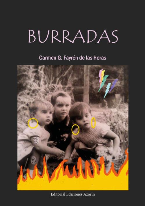 burradas BURRADAS. Carmen Gómez-Fayrén de las Heras 0PortadaBurradas 500x709  Widget 0PortadaBurradas 500x709