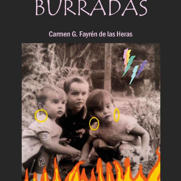 burradas BURRADAS. Carmen Gómez-Fayrén de las Heras 0PortadaBurradas 600x600